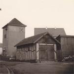 Das Spritzenhaus 1953